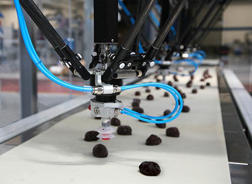 High Speed Robotics